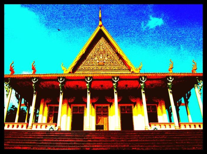 Royal Palace - Phnom Penh