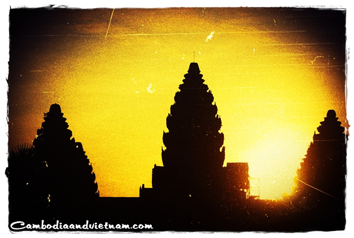 Towers of Angkor