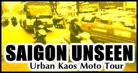 Saigon Unseen motorbike tours