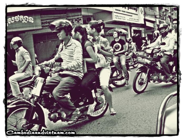 Phnom Penh Chaos