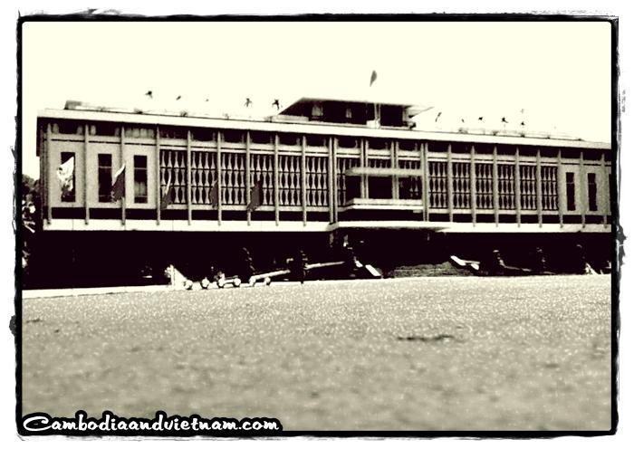 Reunification Palace - Dinh Thống Nhất