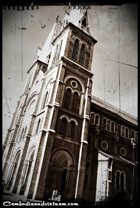 Church - D1 - Saigon