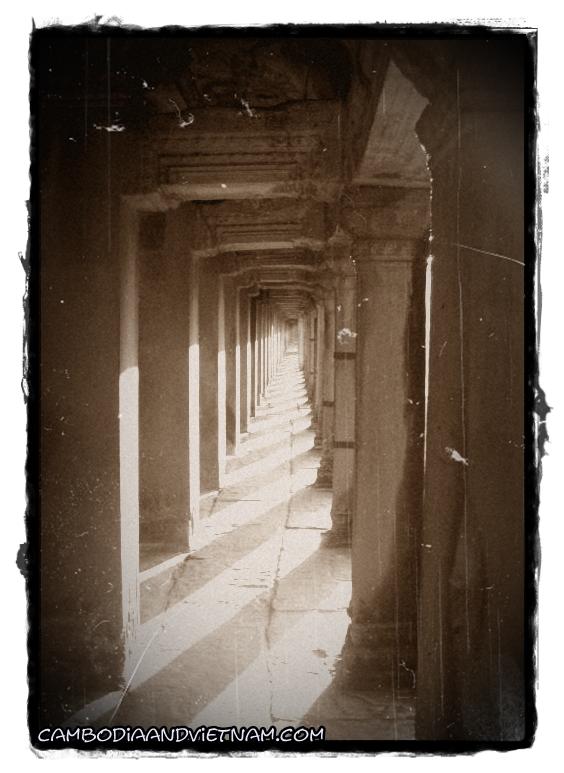 Angkor Sunlight