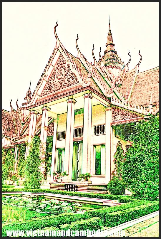 National Museum - Phnom Penh