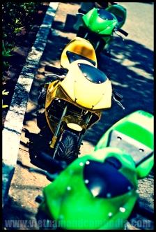 Mini Moto - Up Close!
