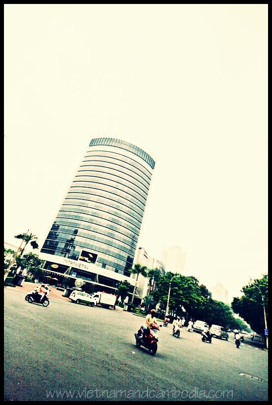 Petro Vietnam Tower