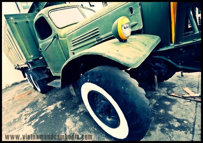 Military Wheels - Saigon
