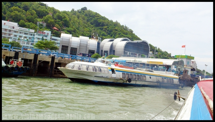 Vung Tau Hydrofoil