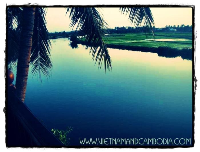 Sunset @ Hoi An River