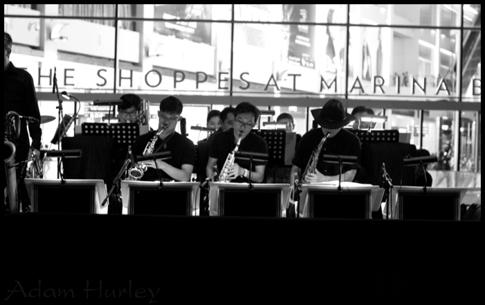 Jazz @ Marina Bay - Singapore
